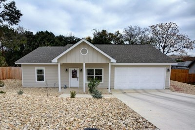 Kerrville Single Family Home For Sale: 2312 Mesa Park Dr