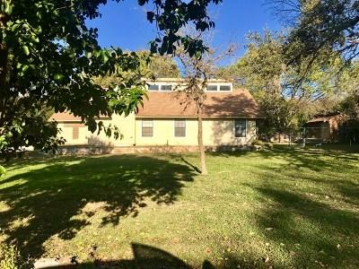 Kerrville Single Family Home For Sale: 109 Jeffrey Scott