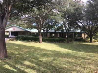 Ingram Single Family Home For Sale: 300 Lazy Creek Lp W