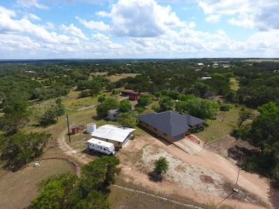 Gillespie County, Kerr County, Kimble County, Bandera County, Real County, Edwards County, Mason County, Uvalde County, Medina County, Kendall County Single Family Home For Sale: 317 Gabe Rd