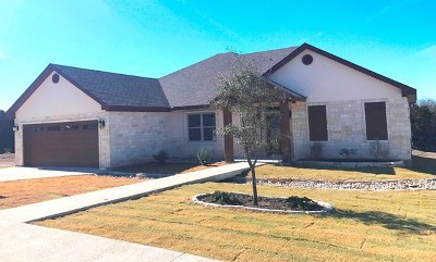 Kerrville Single Family Home For Sale: 2005 Athens Ave
