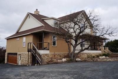 Kerrville Single Family Home For Sale: 1090 Spanish Oak Dr