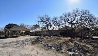 Hunt Single Family Home For Sale: 209 Ranch Rim