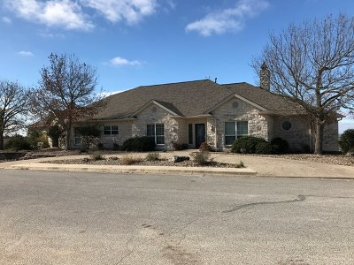 Kerrville Single Family Home For Sale: 2000 Vista Ridge Dr