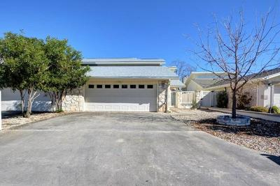 Kerrville Single Family Home For Sale: 32 Antelope Trail
