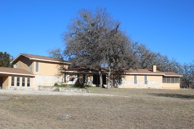 Kerrville Single Family Home For Sale: 352 Southway Dr