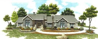Kerrville Single Family Home For Sale: 107 Center Oaks Court