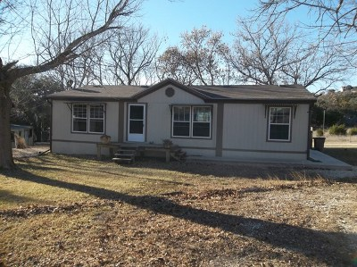 Kerrville Single Family Home For Sale: 118 B Furr Rd