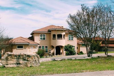 Kerrville Single Family Home For Sale: 3505 Trail Head Dr