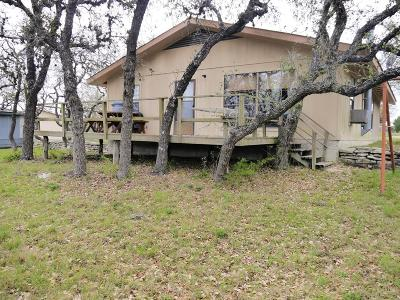 Center Point Single Family Home For Sale: 106 Mari-B