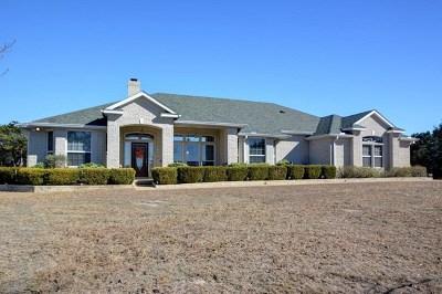 Kerrville Single Family Home For Sale: 458 Estates Dr