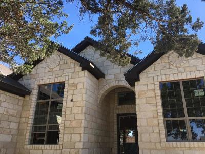 Kerrville Single Family Home For Sale: 1827 Summit Ridge Dr