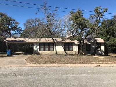 Kerrville Single Family Home For Sale: 420 Everett St