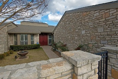 Kerrville Single Family Home For Sale: 42 Antelope Trail