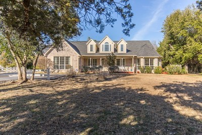 Kerrville Single Family Home For Sale: 1786 Arcadia Loop