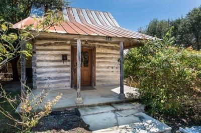 Fredericksburg Single Family Home For Sale: 105 Edison