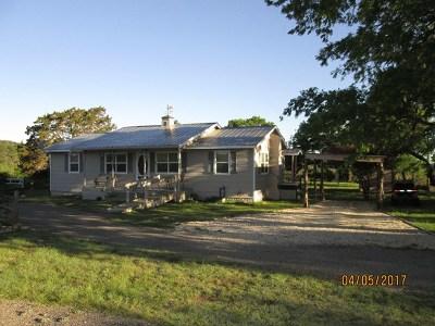 Center Point Single Family Home For Sale: 132 Silver Creek Ln E