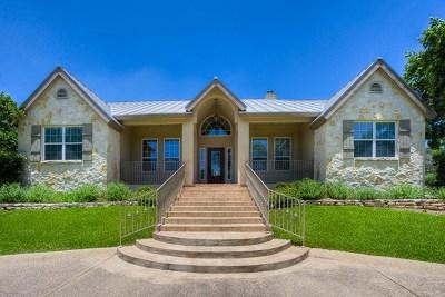 Kerrville Single Family Home For Sale: 1111 Horizon Blvd