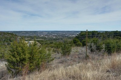 Kerrville Residential Lots & Land For Sale: 124 Kerr Canyon Pass