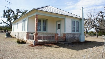 Comfort Single Family Home For Sale: 46 Hwy 289