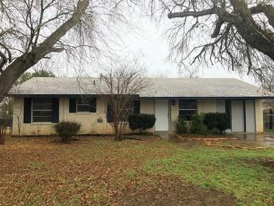 Kerrville Single Family Home For Sale: 221 Miller St