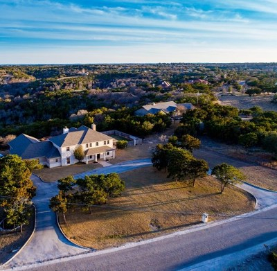 Kerrville Single Family Home For Sale: 1506 Saddlewood Blvd