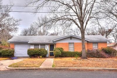 Fredericksburg Single Family Home For Sale: 326 Burbank St