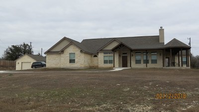 Kerrville Single Family Home For Sale: 1080 Lower Turtle Creek Rd