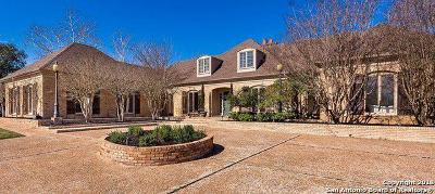 Kerrville Single Family Home For Sale: 418 Coronado Dr