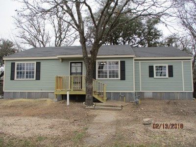 Kerrville Single Family Home For Sale: 1219 Fourth St