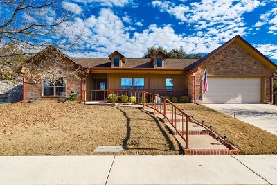 Kerrville Single Family Home For Sale: 1228 Victory