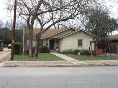 Kerrville Single Family Home For Sale: 912 Jefferson St