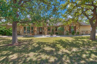 Kerrville TX Single Family Home For Sale: $587,700