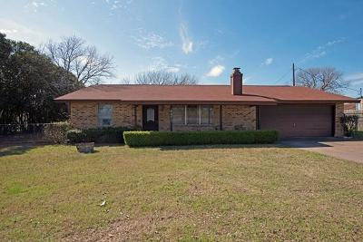Kerrville Single Family Home For Sale: 4477 Hwy 27