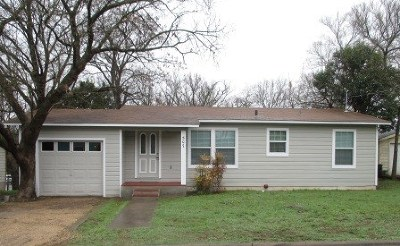 Kerrville Single Family Home For Sale: 507 Lewis Ave
