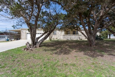 Kerrville Single Family Home For Sale: 161 Robertson Rd