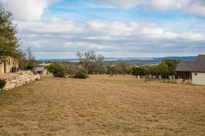 Kerrville Residential Lots & Land For Sale: 4035 Comanche Trace Dr