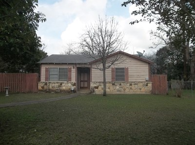 Kerrville Single Family Home For Sale: 348 Guadalupe St