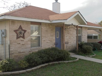 Kerrville Single Family Home For Sale: 113 Cardiff