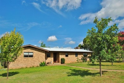 Fredericksburg Single Family Home For Sale: 1802 Hollmig Ln.