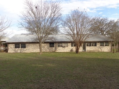 Kerrville Single Family Home For Sale: 325+319 Silver Hills Rd
