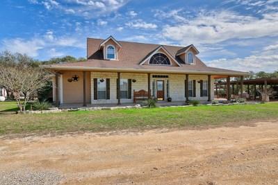 Bandera Single Family Home For Sale: 131 Madrona Ridge