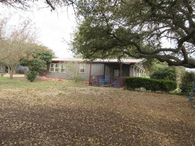 Mountain Home TX Single Family Home For Sale: $299,000
