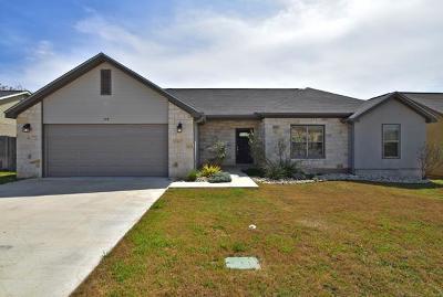 Fredericksburg Single Family Home For Sale: 719 Englemann Oak Dr