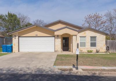 Kerrville Single Family Home For Sale: 2308 Mesa Park Dr
