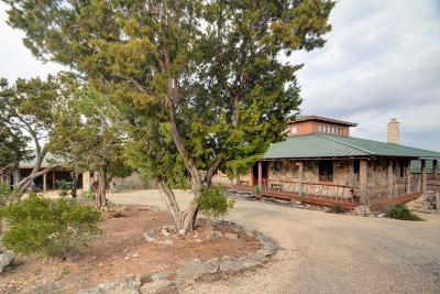 Single Family Home For Sale: 600 Overland Trail