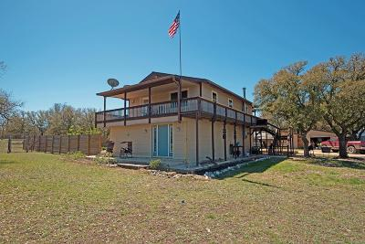 Mountain Home TX Single Family Home For Sale: $249,900