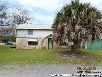 Bandera Single Family Home For Sale: 803 Pecan