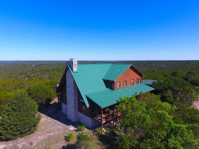 Mountain Home Single Family Home For Sale: 863 - R McCarson Ranch Rd