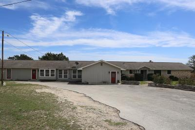 Kerrville Single Family Home For Sale: 367 Charles Rd